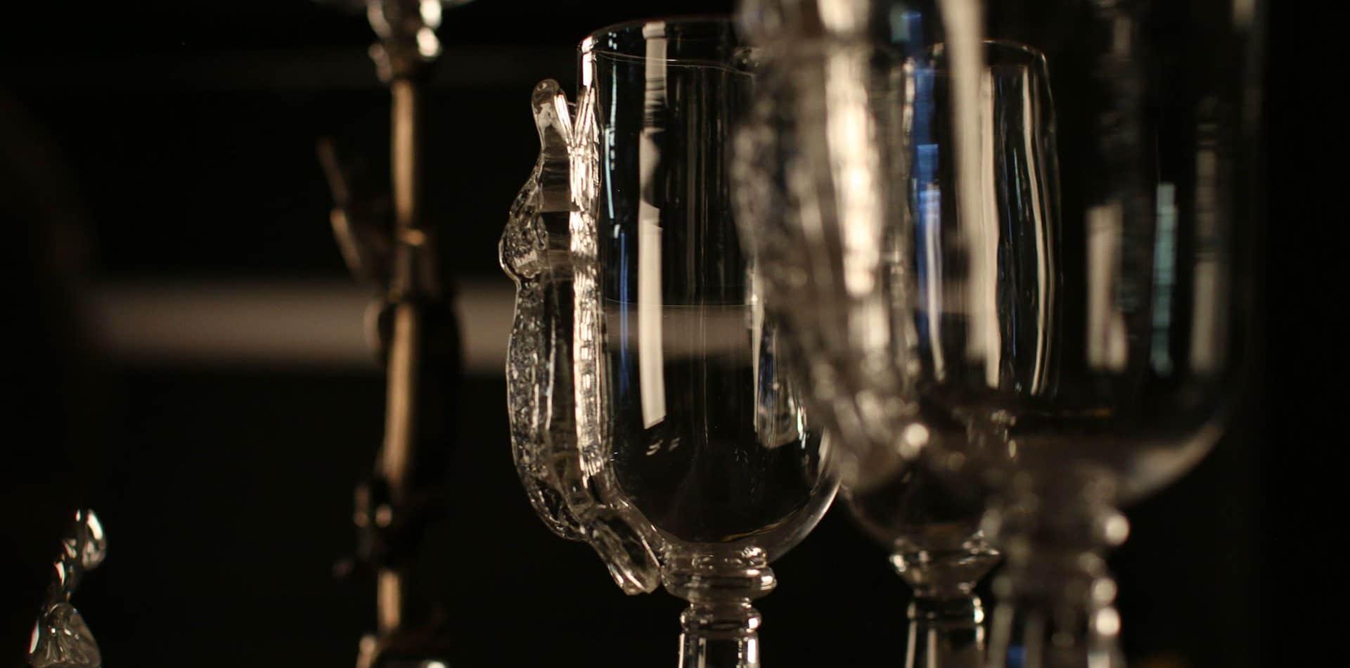 Histoire du verre à vin
