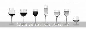 Questions-Comment choisir son verre à vin