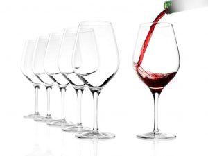 verre à vin rouge de Stölzle Lausitz