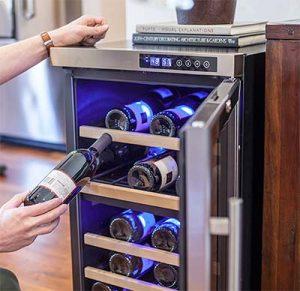 5 conseils pour que votre rafraîchisseur de vin fonctionne en douceur--