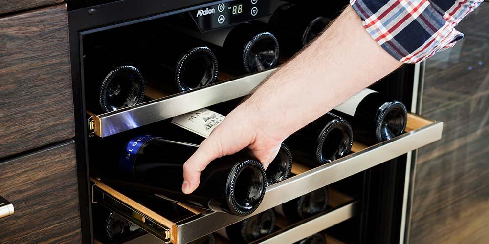 refroidisseur à vin Compresseur Thermoélectrique et Compresseur