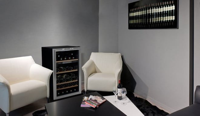 Cave à vin 24 bouteilles