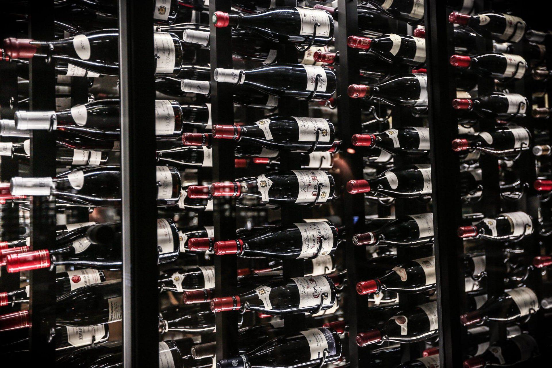 Cave à vin Candy